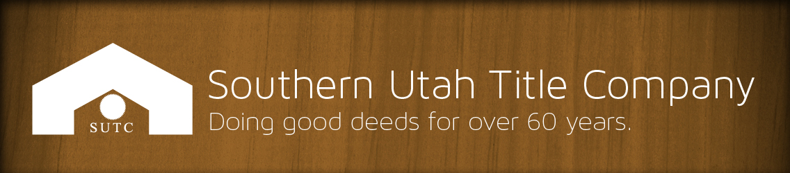 Southern Utah Title Insurance Company Slider